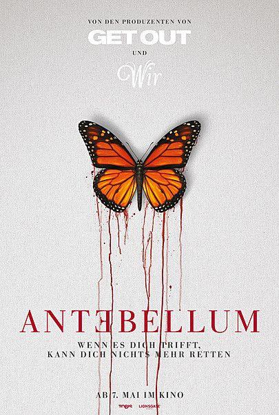 """Filmplakat für """"ANTEBELLUM"""""""