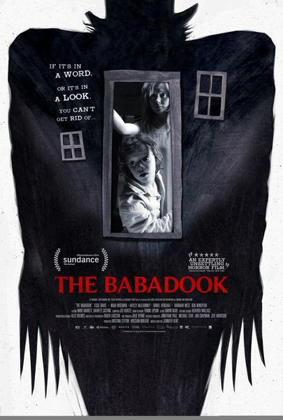 """Movie poster for """"THE BABADOOK"""""""