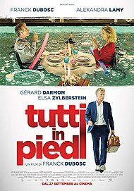 """Movie poster for """"TUTTI IN PIEDI"""""""