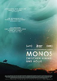 "Movie poster for ""MONOS"""