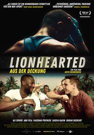"""Filmplakat für """"LIONHEARTED - AUS DER DECKUNG"""""""