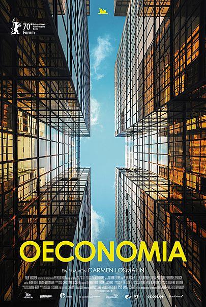 "Filmplakat für ""OECONOMIA"""