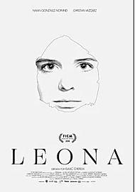"Movie poster for ""LEONA"""