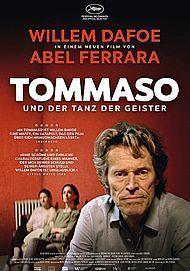 """Movie poster for """"TOMMASO UND DER TANZ DER GEISTER - Filmstart in Österreich"""""""