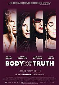 """Filmplakat für """"BODY OF TRUTH"""""""
