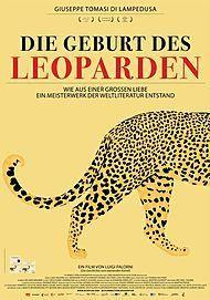 """Filmplakat für """"DIE GEBURT DES LEOPARDEN"""""""