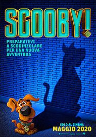 """Movie poster for """"SCOOBY!"""""""