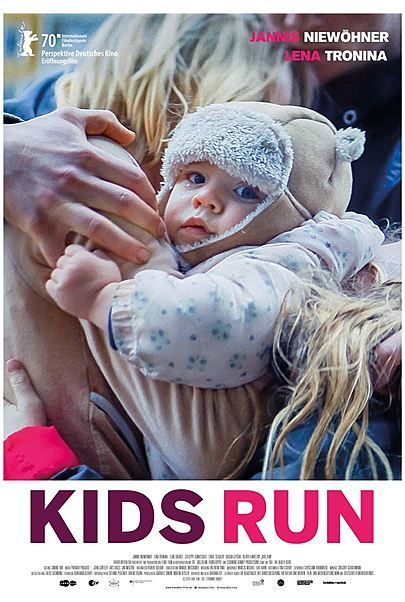 "Filmplakat für ""KIDS RUN"""