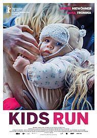"""Filmplakat für """"KIDS RUN"""""""