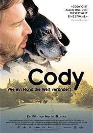 """Filmplakat für """"CODY - WIE EIN HUND DIE WELT VERÄNDERT"""""""