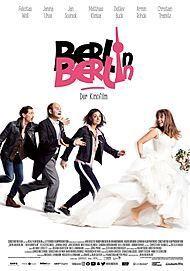 "Movie poster for ""BERLIN, BERLIN"""