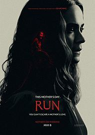"""Movie poster for """"RUN"""""""