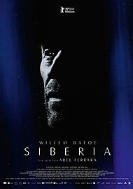 "Movie poster for ""SIBERIA (2020)"""