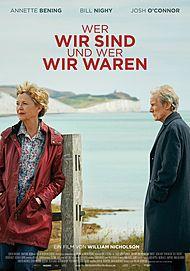 """Filmplakat für """"WER WIR SIND UND WER WIR WAREN"""""""