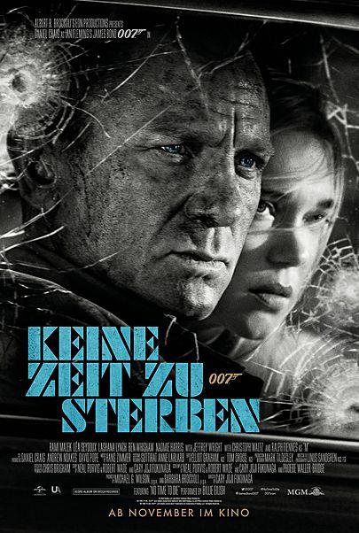 """Filmplakat für """"KEINE ZEIT ZU STERBEN"""""""