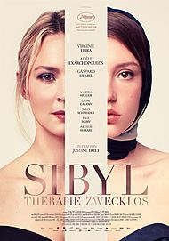 "Movie poster for ""SIBYL"""