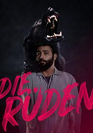 """Filmplakat für """"DIE RÜDEN"""""""