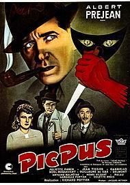 """Affiche du film """"PICPUS"""""""