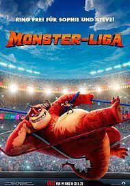 "Filmplakat für ""MONSTER-LIGA"""