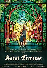 """Affiche du film """"SAINT FRANCES"""""""