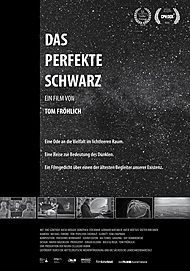 """Filmplakat für """"DAS PERFEKTE SCHWARZ"""""""