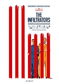 "Movie poster for ""THE INFILTRATORS"""
