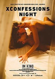 "Movie poster for ""XCONFESSIONS NIGHT"""