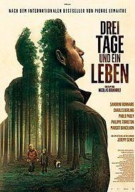 """Filmplakat für """"DREI TAGE UND EIN LEBEN"""""""