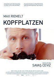 "Movie poster for ""KOPFPLATZEN"""