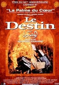"""Affiche du film """"LE DESTIN"""""""