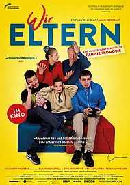 "Movie poster for ""PARENTS - WIR ELTERN"""