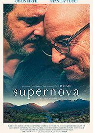 "Movie poster for ""SUPERNOVA"""