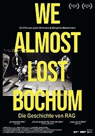 "Movie poster for ""WE ALMOST LOST BOCHUM"""