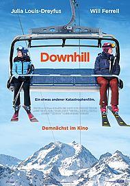 """Filmplakat für """"Downhill"""""""