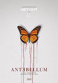 "Movie poster for ""ANTEBELLUM"""