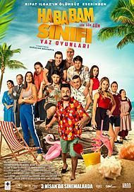 """Filmplakat für """"HABABAM SINIFI: YAZ OYUNLARI"""""""