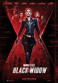 """Filmplakat für """"BLACK WIDOW"""""""