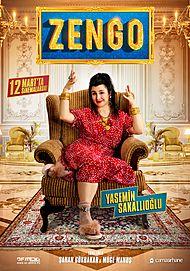 "Movie poster for ""ZENGO"""