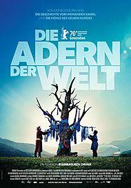 """Filmplakat für """"DIE ADERN DER WELT"""""""
