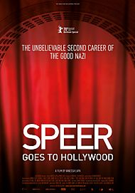 """Movie poster for """"SPEER GOES TO HOLLYWOOD"""""""