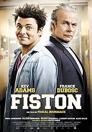 """Movie poster for """"FISTON"""""""
