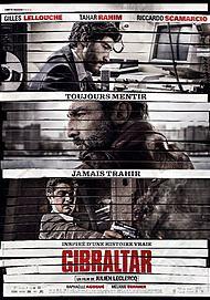 """Movie poster for """"GIBRALTAR"""""""