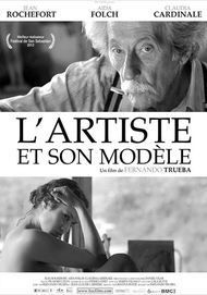 "Movie poster for ""L'ARTISTE ET SON MODELE"""