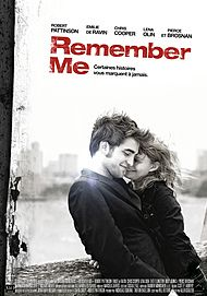 """Movie poster for """"REMEMBER ME"""""""