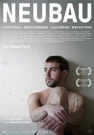 "Movie poster for ""NEUBAU"""