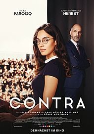 """Filmplakat für """"CONTRA"""""""