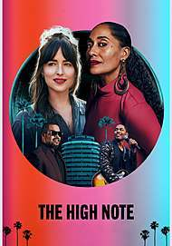 """Movie poster for """"THE HIGH NOTE"""""""