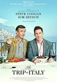 """Movie poster for """"THE TRIP TO ITALY"""""""