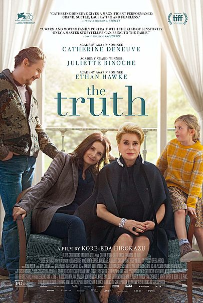 """Movie poster for """"THE TRUTH """""""