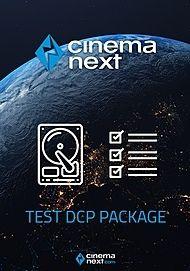 "Affiche du film ""CINEMANEXT TEST DCP PACKAGE"""